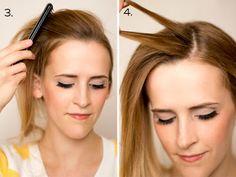 How to do a Twist Braid and Waterfall / Six Sisters' Stuff   Six Sisters' Stuff