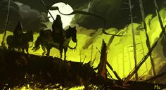 ArtStation - The Source of Evil, Dominik Mayer