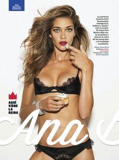 Ana Beatriz Barros Revista GQ Mexico Noviembre 2014