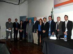 """Conferencia """"Medio Oriente"""", junto a Emb de Palestina en Argentina. Organizado Universidad Católica de La Plata, APB y """"Equilibrium Global""""."""