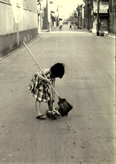 Kyoto 1955. Kansuke Yamamoto. ©Toshio Yamamoto.