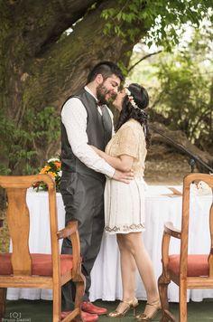 Kiss www.brunodaniel.cl Bruno&Natalia Fotografia