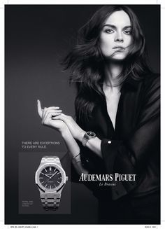 Audemars Piguet have been dedicated to the craft of fine watchmaking since 1883, creating masterpieces not just for men, but for women too. ...