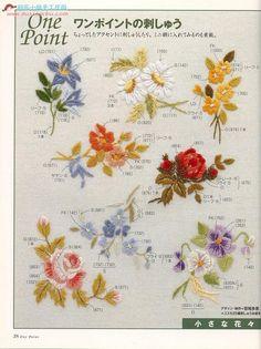 Gallery.ru / Фото #33 - Floral Embroidery - Orlanda