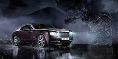 RR! the most potent and technologically advanced Rolls-Royce in history, Wraith is a car for the curious, the confident and the bold…from the very outset the words of the company co-founder Sir Henry Royce had informed everything that our designers, engin