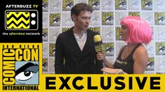 Joseph Morgan (The Originals) @ 2015 San Diego Comic-Con | AfterBuzz TV