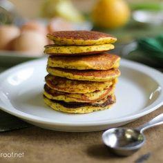 Lemon Poppy Seed Coconut Flour Pancakes Recipes