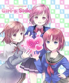 tokimeki memorial girls side 4