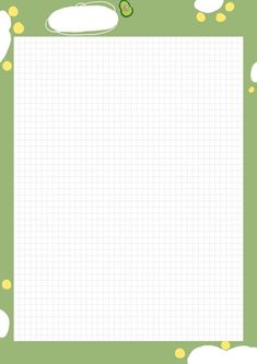 Memo Template, Notes Template, Templates, Cute Notes, Good Notes, Printable Scrapbook Paper, Printable Paper, Memo Notepad, Notebook Paper