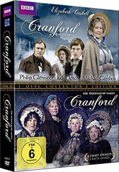 Elizabeth Gaskell's Cranford inkl. Die Rückkehr nach Cranford (Gesamtedition im 5 Disc Set)
