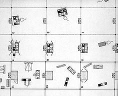 Arqueología del Futuro: NO STOP CITY [1970] Archizoom