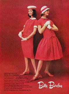 Betty Barclay 1958