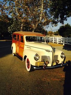 1940 Plymouth P-10 Woodie..Re-pin brought to you by agents of #carinsurance at #houseofinsurance in Eugene, Oregon