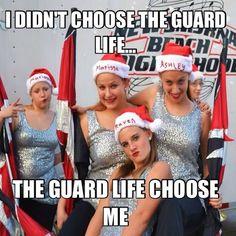 The Guard Life Chose ME
