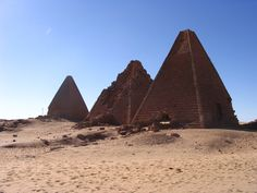 Hidden Unseen: Amazing Pyramids in the World