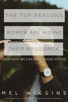 THE TOP REASONS WHY WOMEN ARE HIDING THEIR BRILLIANCE (and how we can slay those myths) PART ONE Career Inspiration, Ig Story, Slay, Personal Development, Coaching, Social Media, Thoughts, This Or That Questions, Top