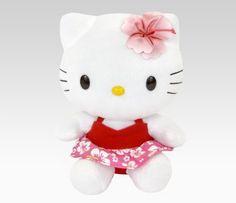 "Hello Kitty 9"" Plush: Hibiscus  #SephoraHelloKitty"