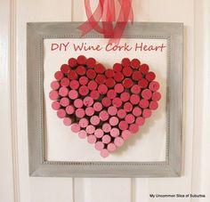 12 must-see wine cork crafts | #BabyCenterBlog