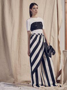 Black and white striped pants Black White Stripes, Black And White, Tall Clothing, Tall Women, Long Pants, Long Legs, Striped Pants, Fashion Pants, Arms