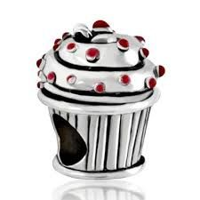 cupcake pandora charms - Google Search
