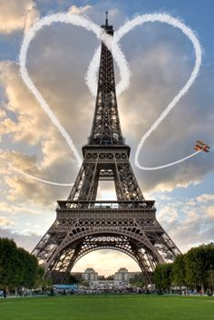Paris Eiffel Tower ~Paris In love ~