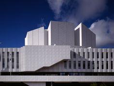 Alvar Aalto, Finlandia Hall, Sala de concerts i Centre de convencions, Helsinki, 1962–1971 © Alvar Aalto Museum, Foto: Rune Snellman © Alvar Aalto, VEGAP, Barcelona, 2015