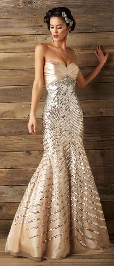MacDuggal Mermaid Dress