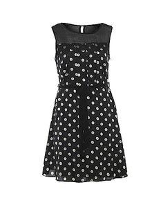 Koko Polka Dot Dress