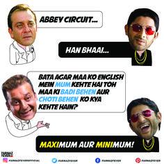Short Circuit ho gaya! #Munnabhai #Circuit
