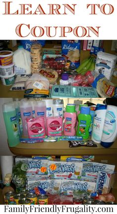 Tips For Learning How to Use Coupons Think coupons can't save you money? When you use them correctly, you can save off food, health and beauty and cleaning supplies! Check this out!Think coupons can't save you money? When you use them correctly, you Extreme Couponing, Couponing 101, Start Couponing, Saving Ideas, Money Saving Tips, Money Tips, Couponing For Beginners, Grocery Coupons, Shopping Coupons