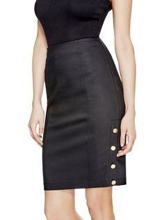 Maryna Pencil Skirt | shop.GUESS.com