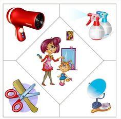 puzzle - kaderníčka