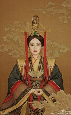 Legend of Mi Yue 羋月傳 / Mǐ Yuè Zhuán Sun Betty Ma Su Fong Alex Huang Xuan Liu Tao Gao Yun Xiang Jiang Xin