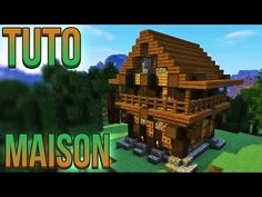 TUTO BELLE MAISON   Minecraft - YouTube