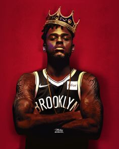 1e4020951 D Angelo Russell Notorious BIG Brooklyn Nets  wmcskills Nba Players