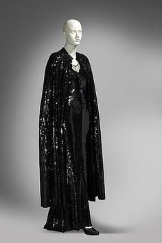 Chanel evening ensemble ca. 1930