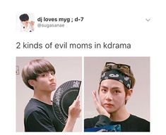 Never seen a kdrama before but this is funny - K-Pop - K Pop, Taekook, Vkook Memes, Bts Memes Hilarious, Hwarang Funny, Army Funny, I Need U, Bts Tweet, About Bts