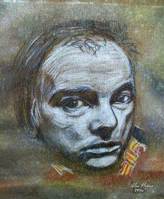 Belfast Cowboy - Portrait of Van Morrison. Van Morrison, Irish Art, Belfast, Great Artists, The Man, Fine Art America, Mystic, Ireland, How To Draw Hands