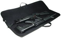 UTG Homeland Security Covert Gun Case - Black