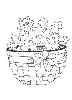 Stitch, Stitch, Stitch: more freebie baskets