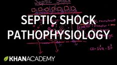 Septic shock - pathophysiology and symptoms