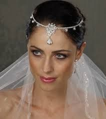 Simple Wedding headpiece