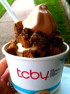 Your yogurt, your way! #tcby #froyofriday