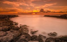 Photo Sunset at Koolina - West Oahu by Tin Lung Chao