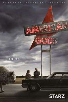 American Gods gets a premiere date | Live for Films