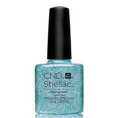CND Shellac Gel Polish Aurora Collection 2015-0.25oz_GLACIAL MIST - C90872 **Best Beauty WN**
