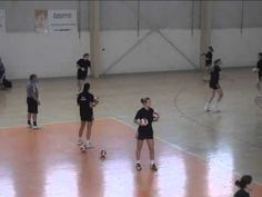 Development of speed by means of handball specific drills/ Wolfgang Pollany - YouTube