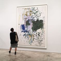 #JoanMitchell                                                                                                                                                                                 More