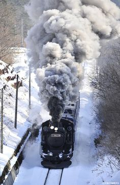 By Train, Train Tracks, Train Vacations, Electric Train, Old Trains, Train Pictures, Train Engines, Train Tickets, Winter Scenery
