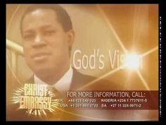 Pastor Chris Oyakhilome's audacious statement....